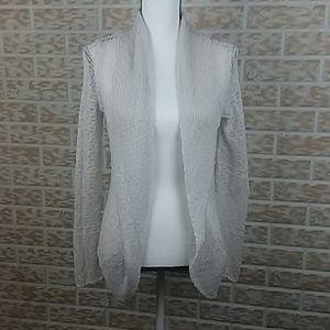 Roxy cream knit cardigan